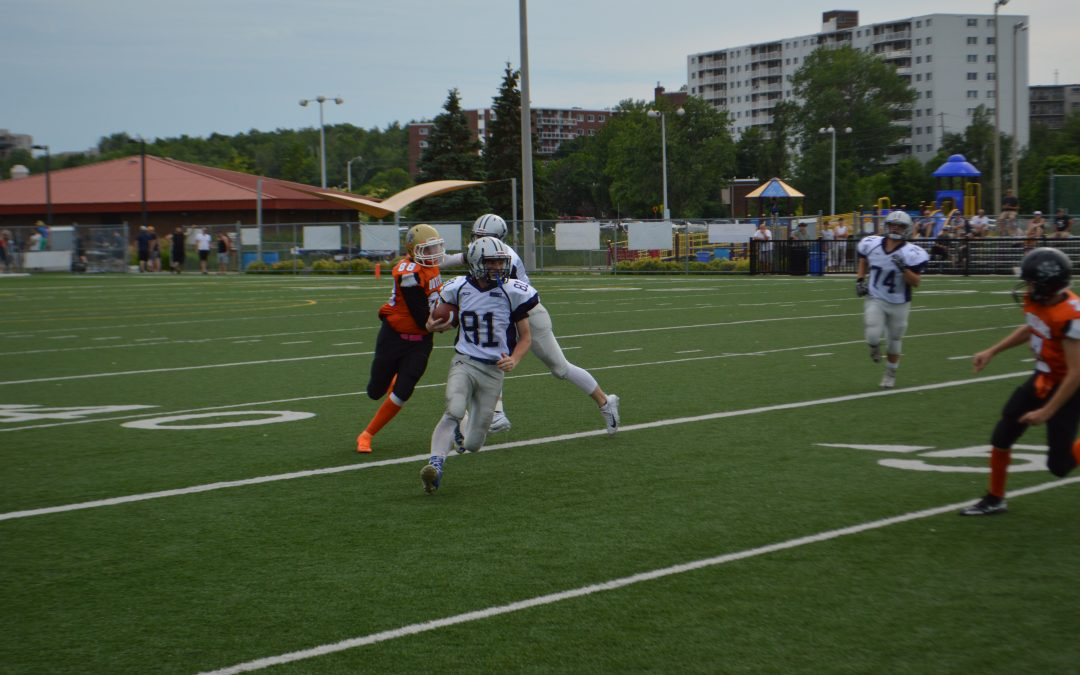 JV SPARTANS DEFEAT ORANGEVILLE TO MOVE ON IN PLAYOFFS
